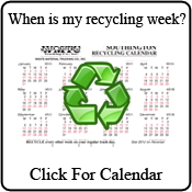 When is my recycling week?